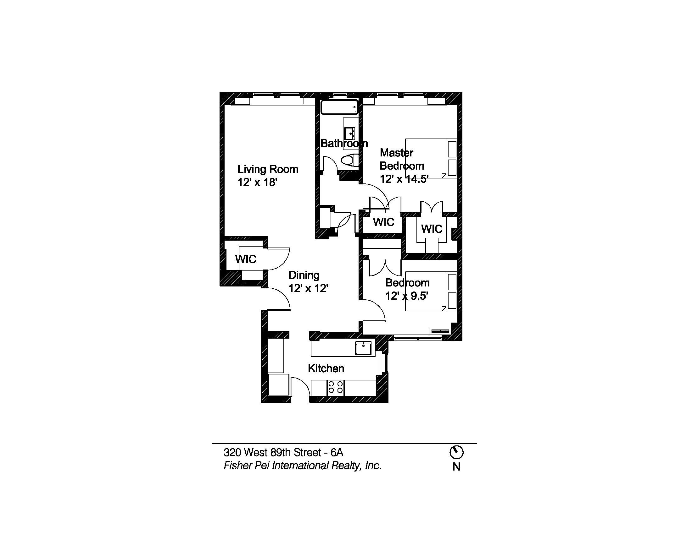 100 What Is Wic In A Floor Plan House Plans